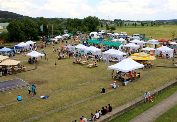 4. Detmolder Familienfest am 28.08.2016 (Foto: Stadt Detmold)